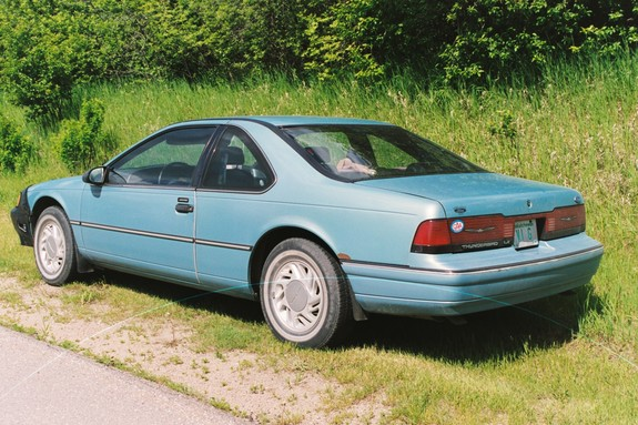 1991 Ford Thunderbird #2