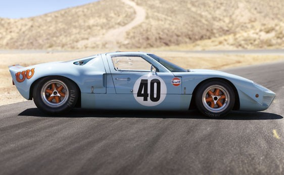 1968 Ford GT 40 #10
