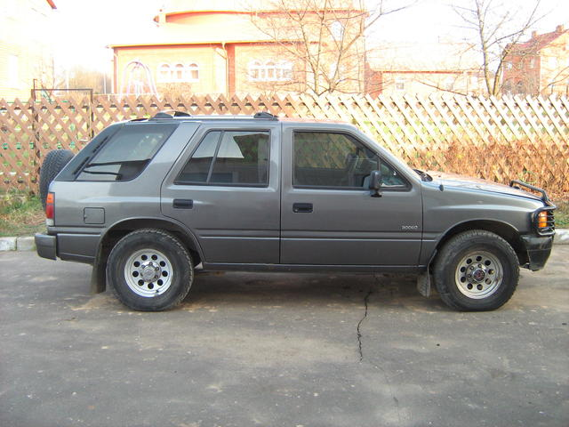 1992 Isuzu Rodeo #1