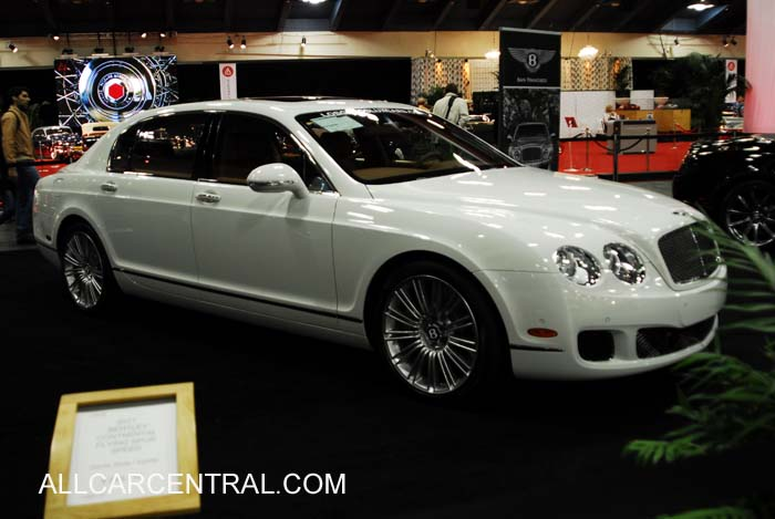 2011 Bentley Continental Flying Spur Speed #4