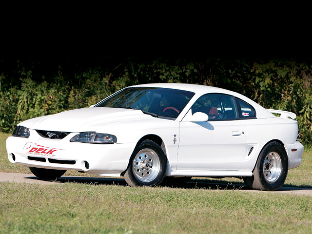 1995 Ford Mustang #16