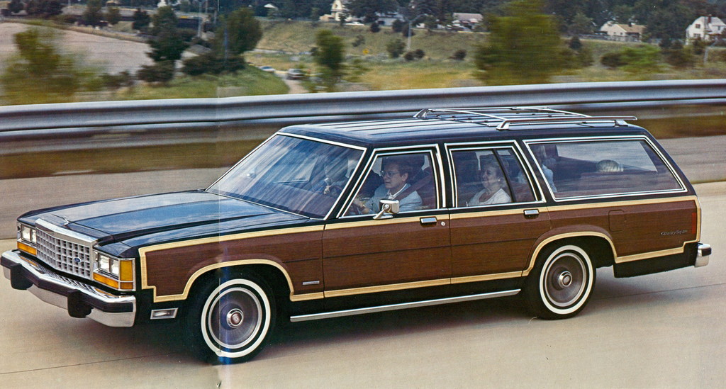 Ford Station Wagon #1