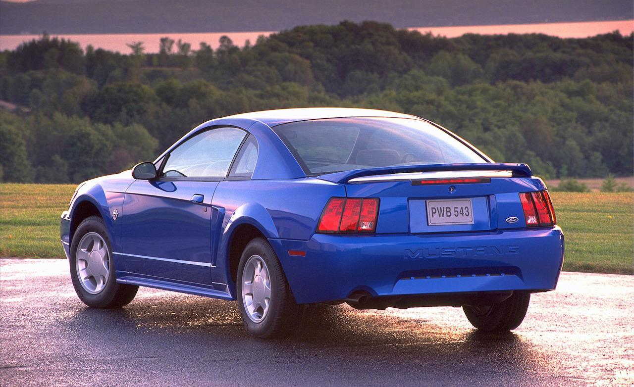 1999 Ford Mustang #12