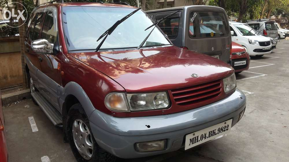 2002 Tata Safari #5