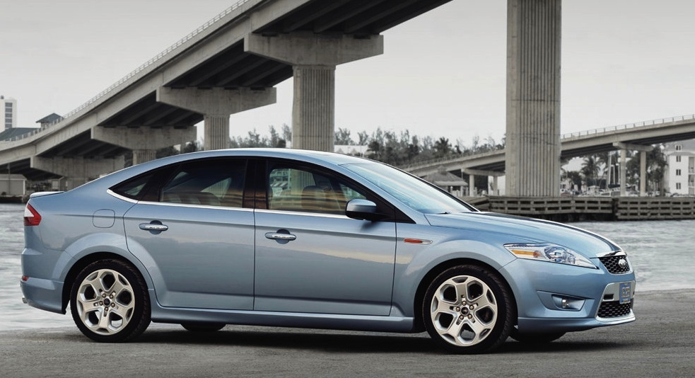 2008 Ford Mondeo #6