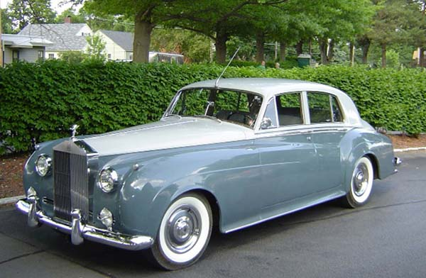 1959 Rolls royce Silver Cloud #5
