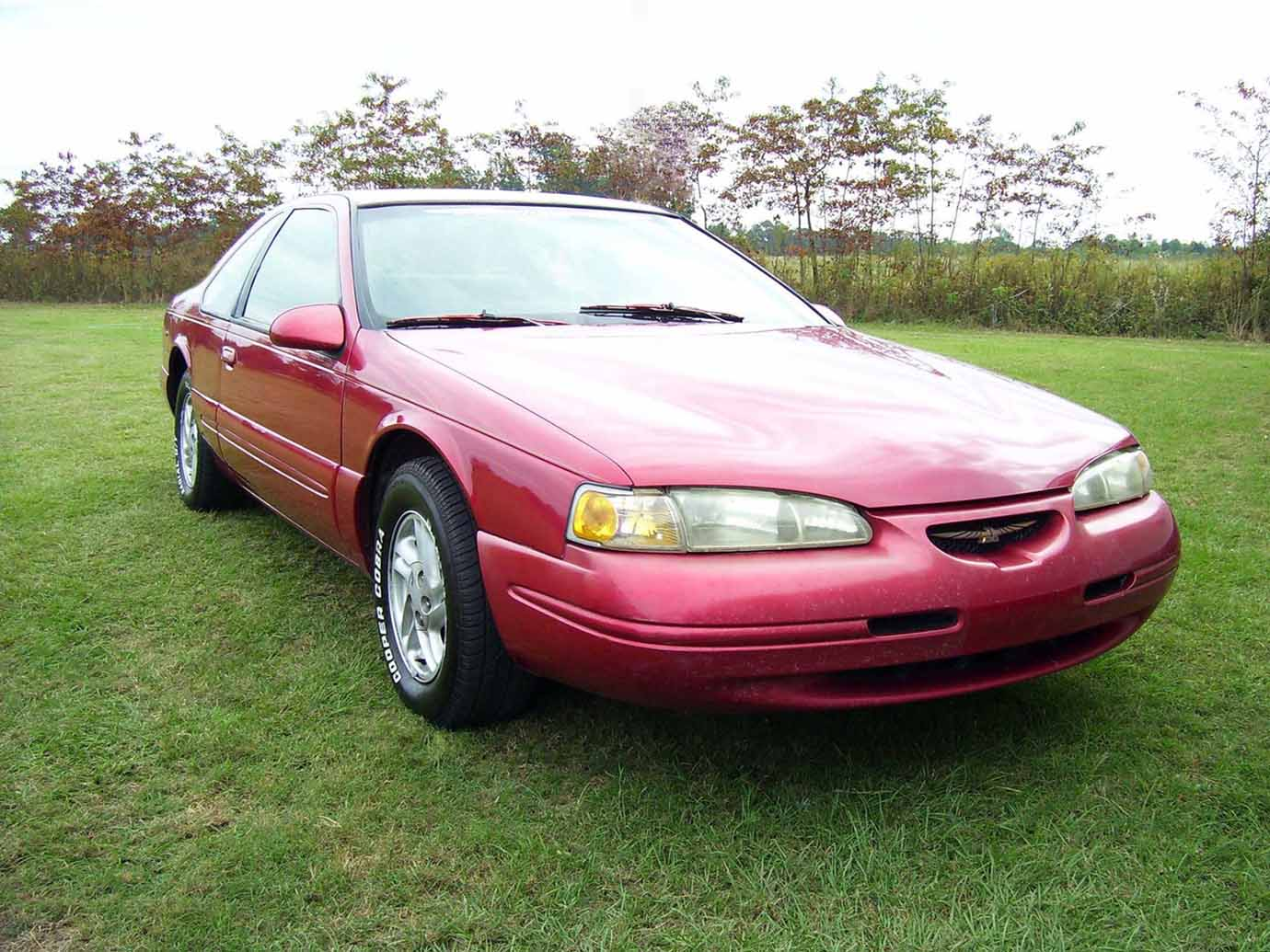 1996 Ford Thunderbird #15