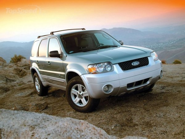 2006 Ford Escape Hybrid #6