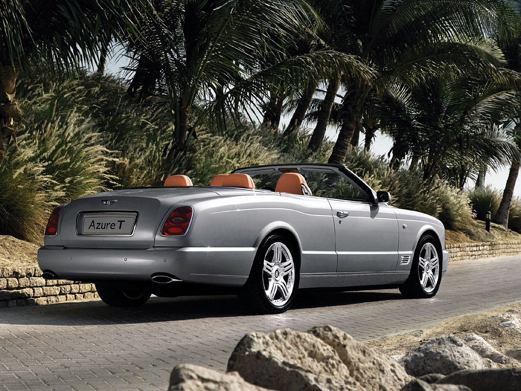Bentley Azure T #9