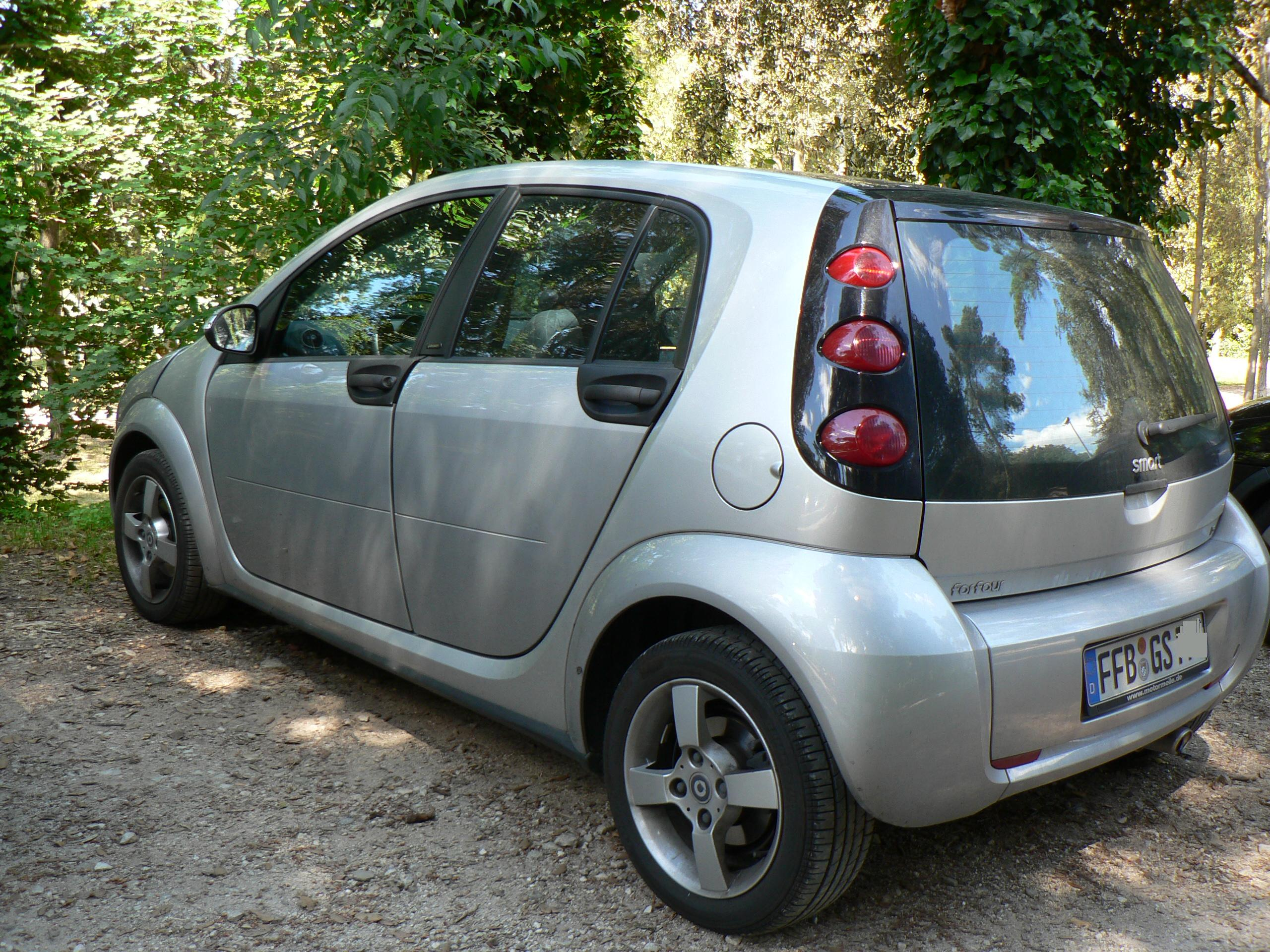2006 Smart ForFour #4