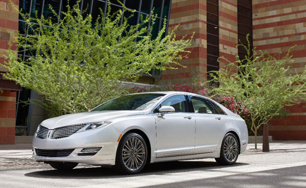 2014 Lincoln Mkz #10