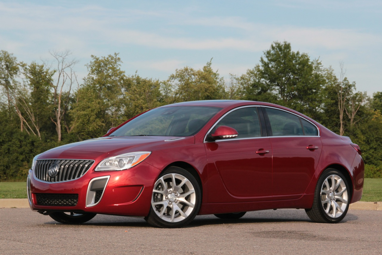 2015 Buick Regal #7