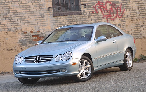 2003 Mercedes-Benz CL #9