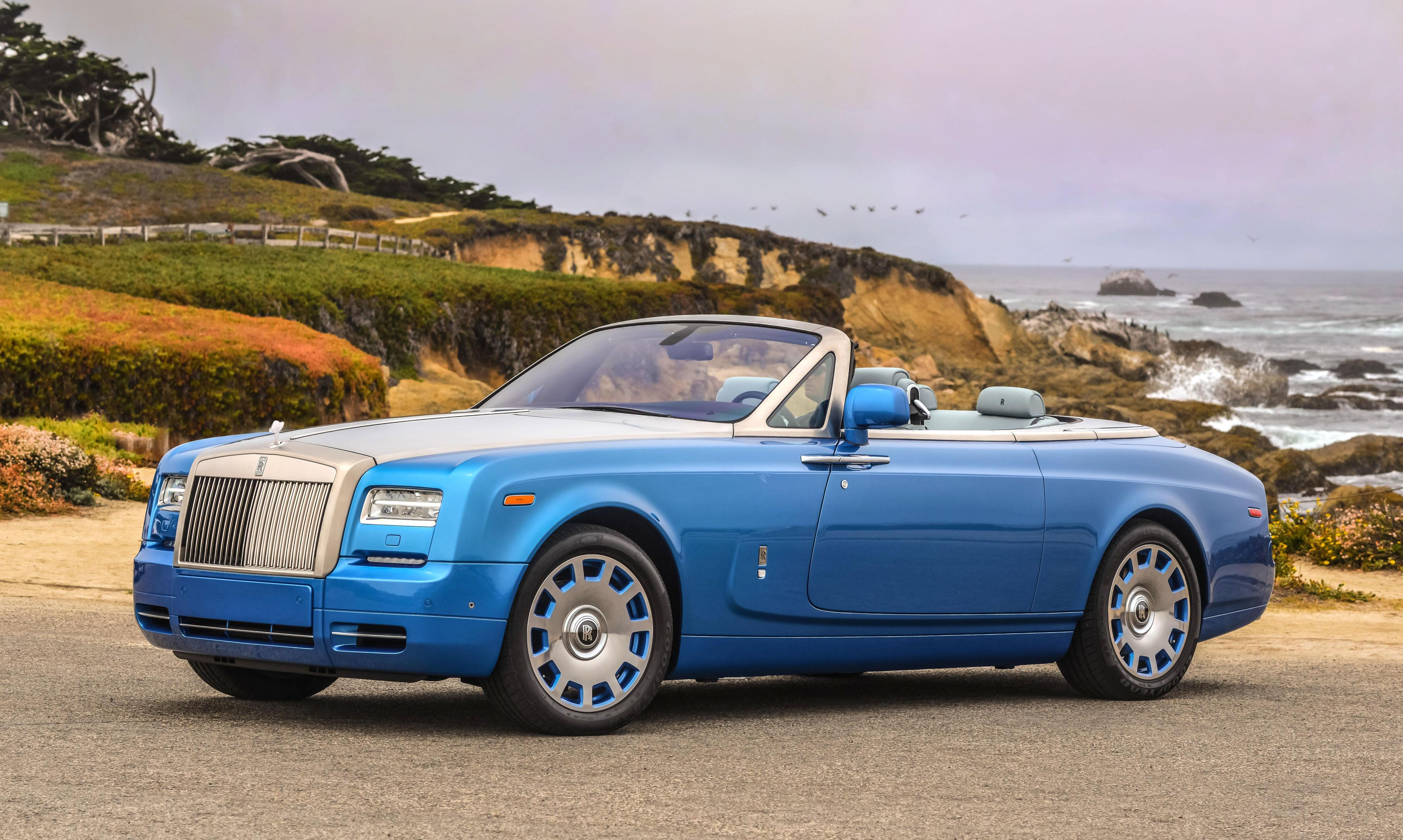 Rolls royce Phantom Drophead Coupe #4
