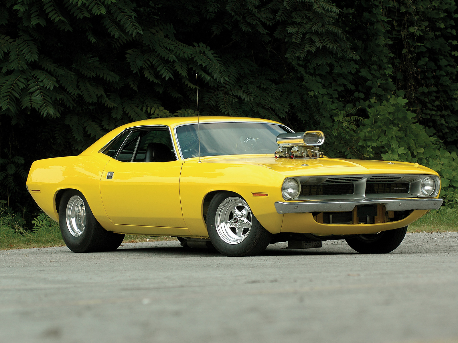 Plymouth Barracuda #11