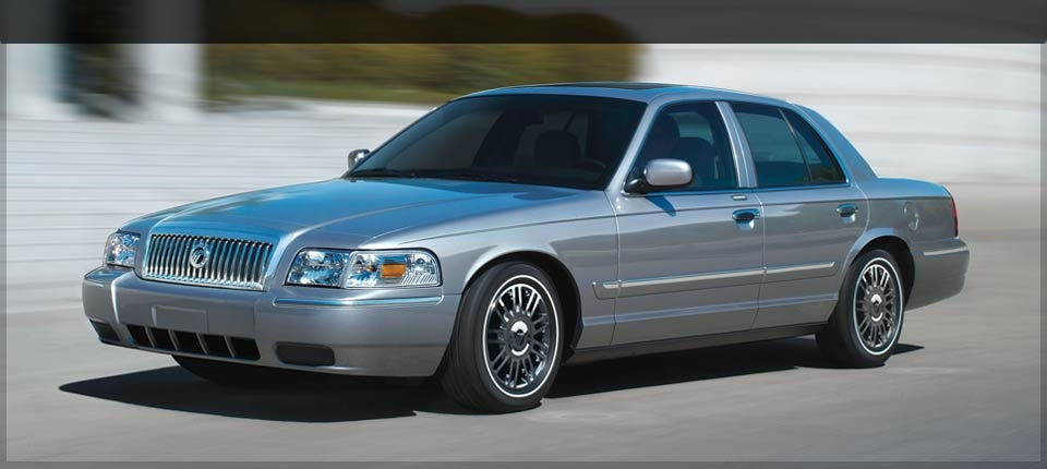 2009 Mercury Grand Marquis #11