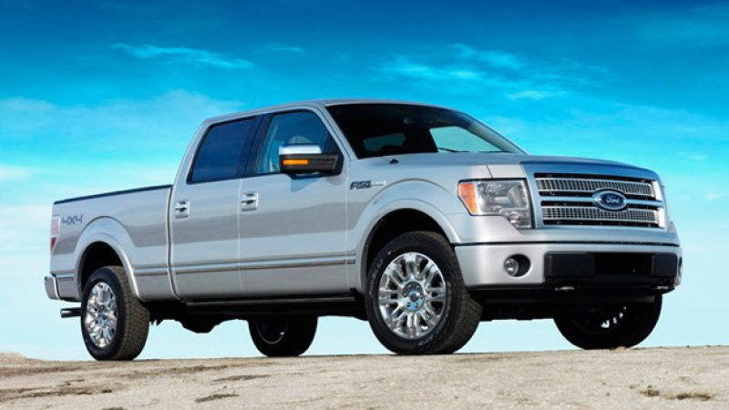 2010 Ford F-150 #4