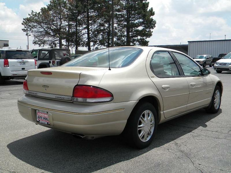 1998 Chrysler Cirrus #13