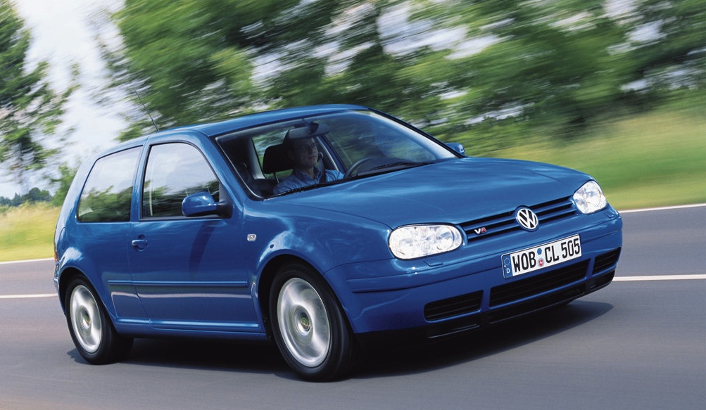 2000 Volkswagen Golf #4