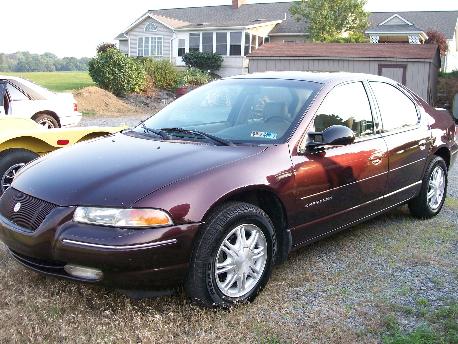 1998 Chrysler Cirrus #11