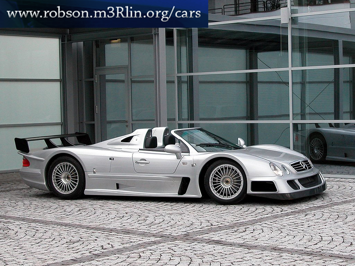Mercedes-Benz CLK #16