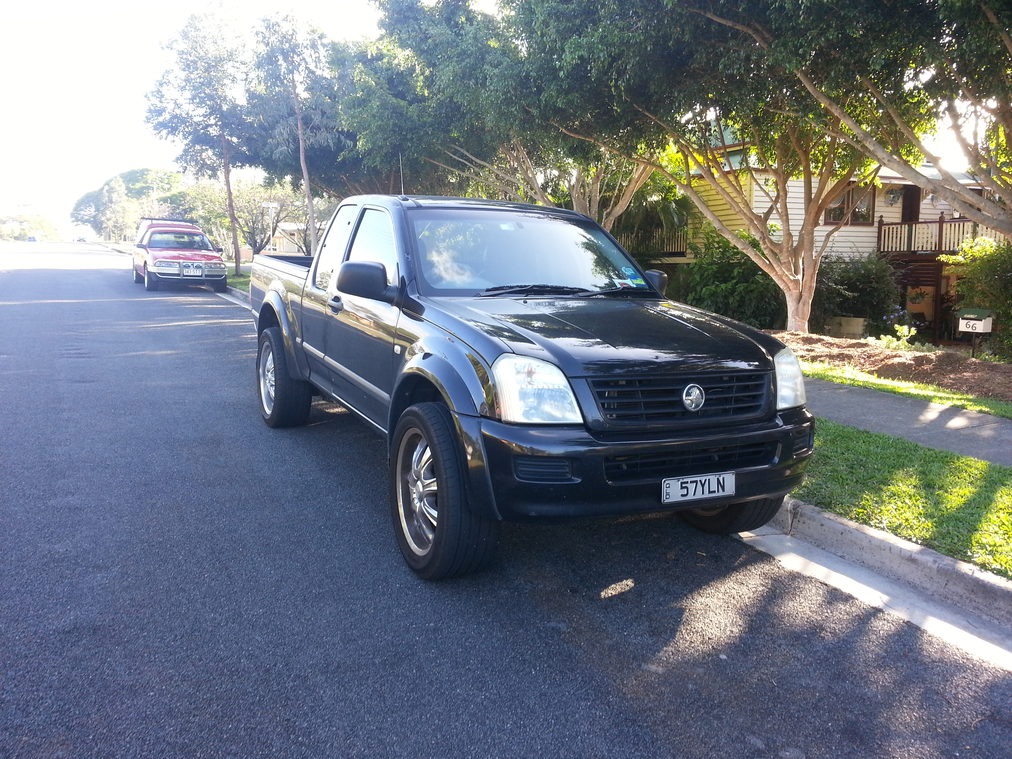 2004 Holden Rodeo #6