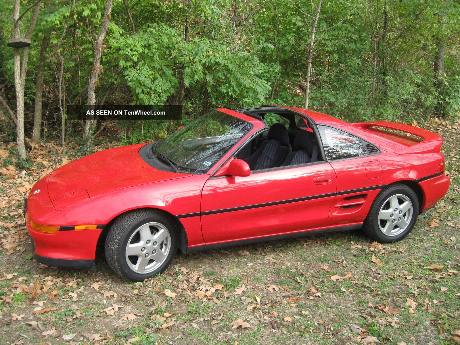 1993 Toyota Mr2 Photos Informations Articles Engine Diagram 1994 Mr 2 11