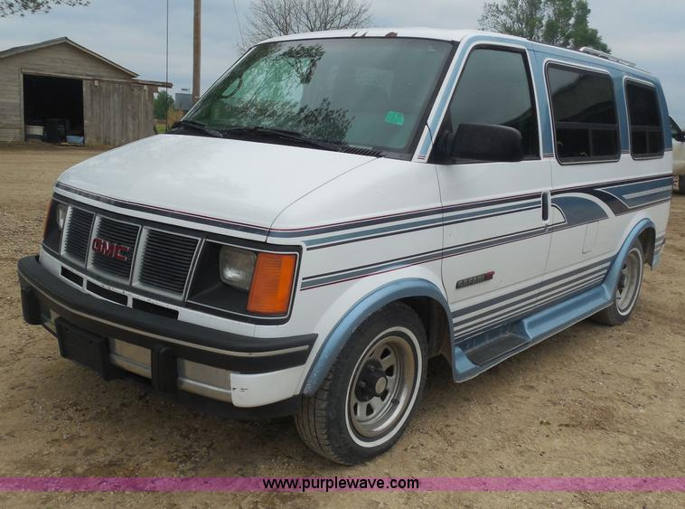 1994 GMC Safari #12