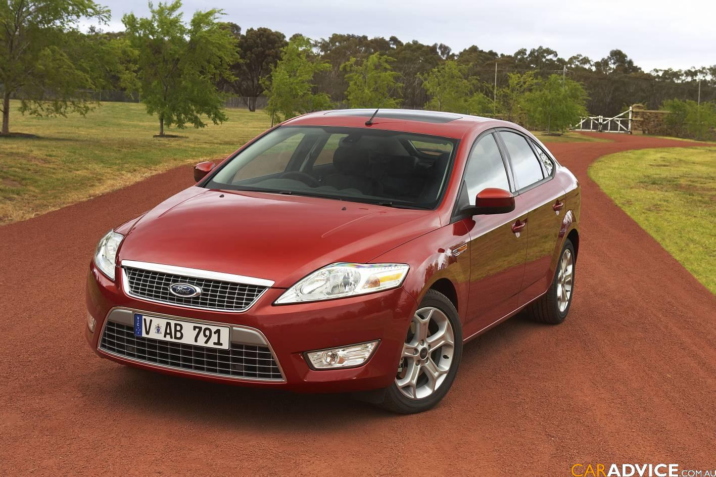 2008 Ford Mondeo #12