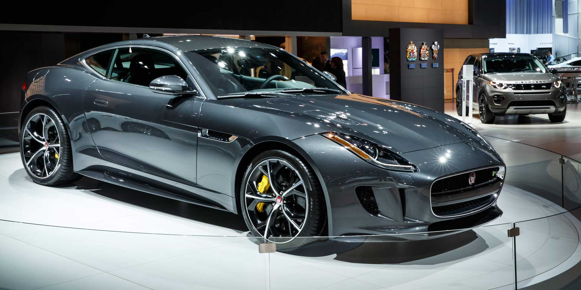 2016 Jaguar F Type 2