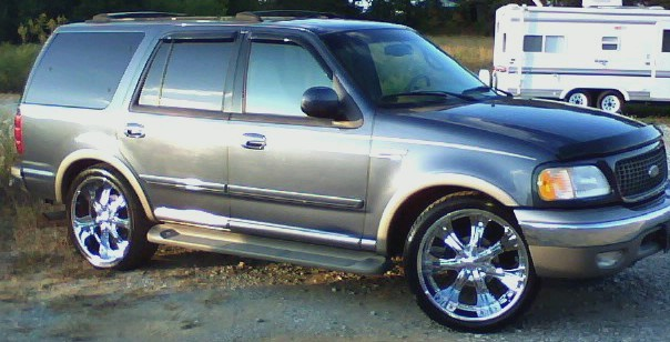 2001 Ford Expedition #14