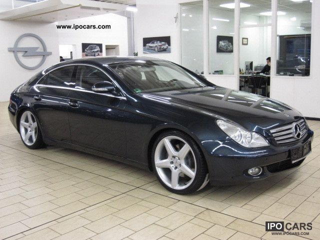 2005 mercedes benz cl photos informations articles. Black Bedroom Furniture Sets. Home Design Ideas