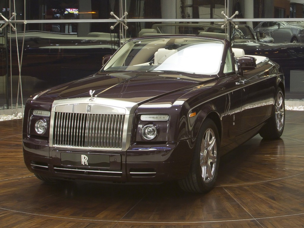 2011 Rolls royce Phantom Drophead Coupe #9