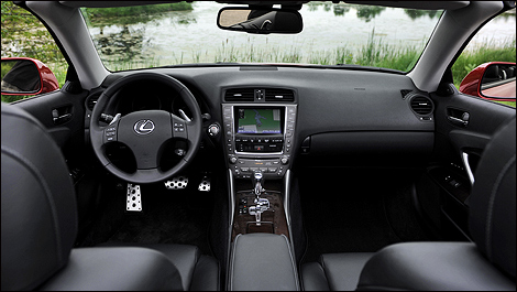 2010 Lexus Is 350 #10