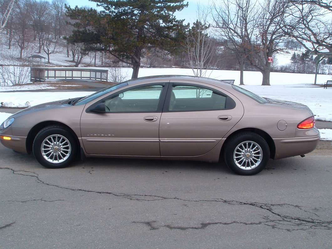 2001 Chrysler Concorde #6