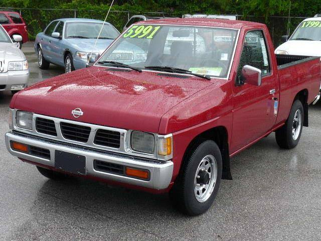 1993 Nissan Truck Photos Informations Articles