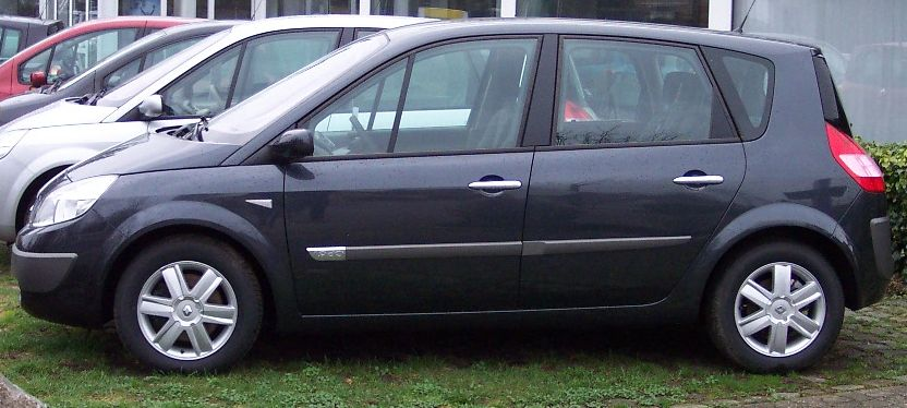2005 renault scenic photos informations articles. Black Bedroom Furniture Sets. Home Design Ideas