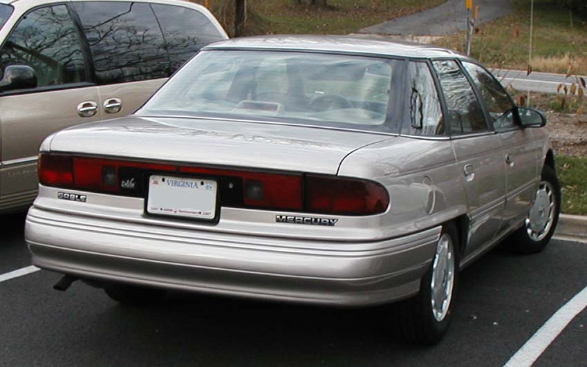 1995 Mercury Sable #9