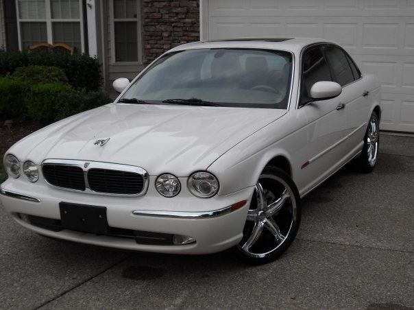 2005 Jaguar Xj-series #14