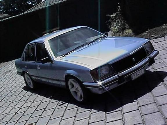 1980 Holden Commodore #17