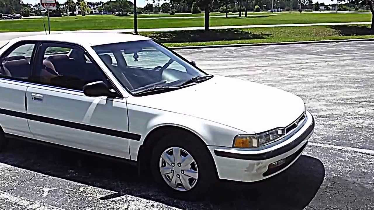 1990 Honda Accord #8