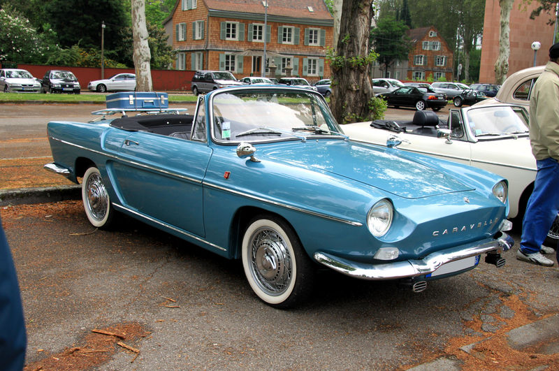 Renault Caravelle #9