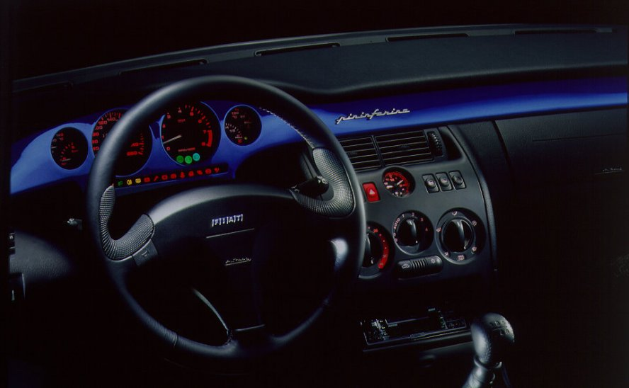 1997 Fiat Coupe #11