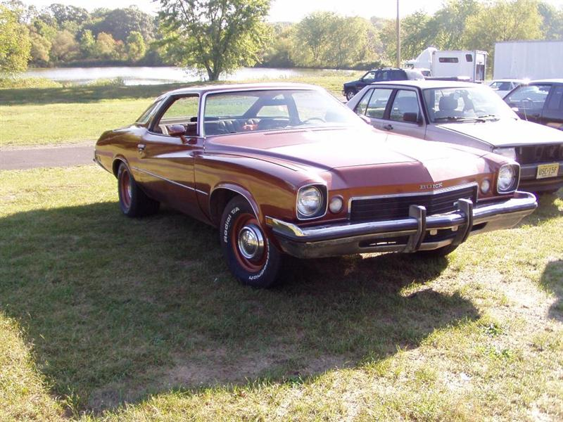 1974 Buick GS #10