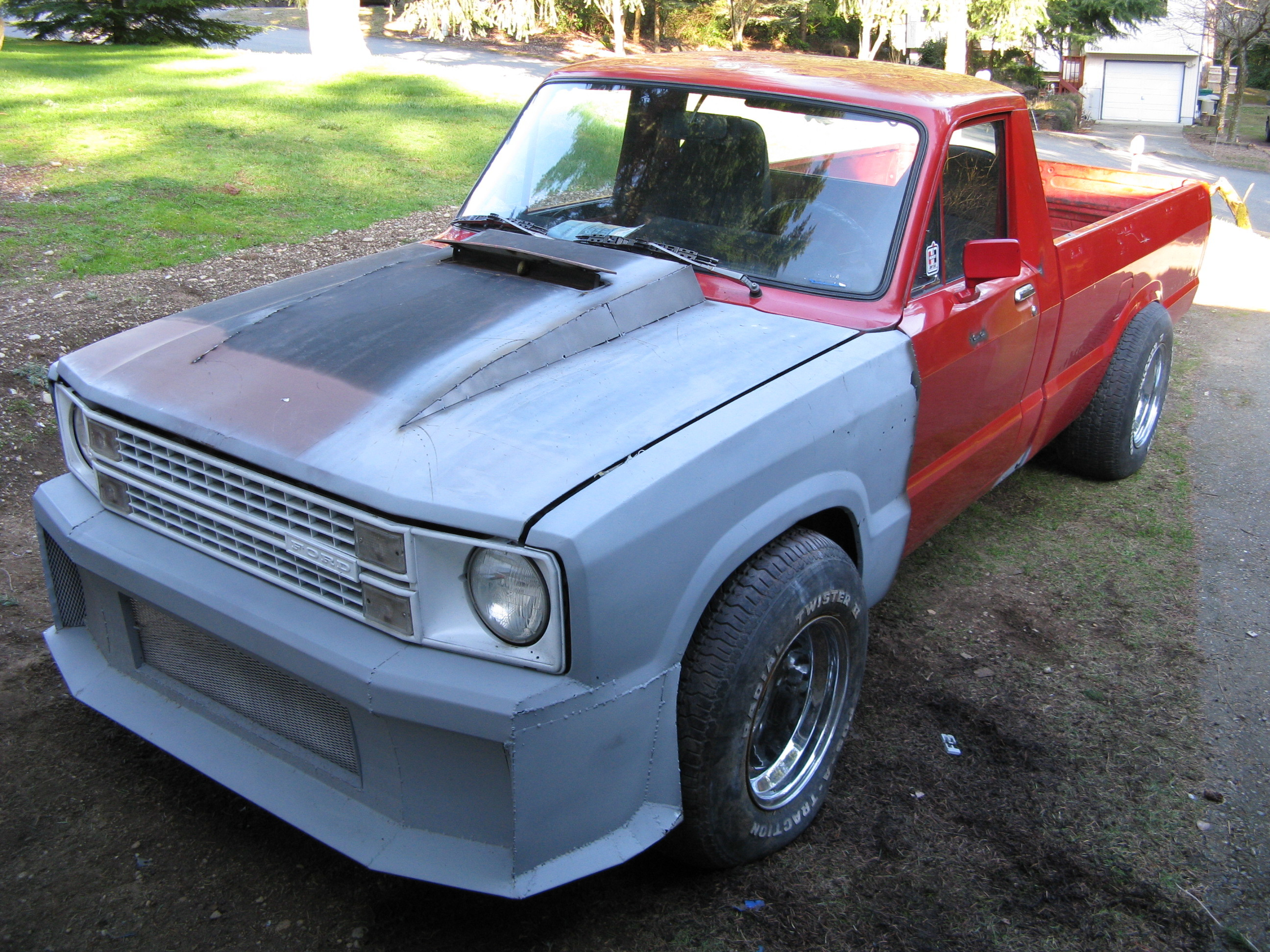 Ford Courier #8