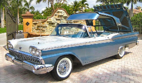 1959 Ford Galaxie #13