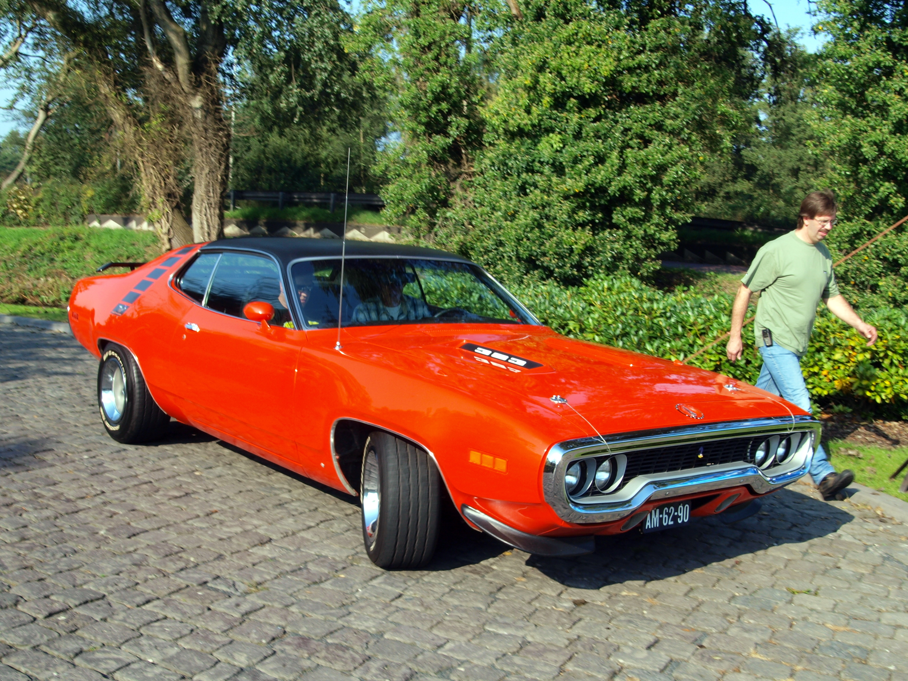 1971 Plymouth Road Runner #8