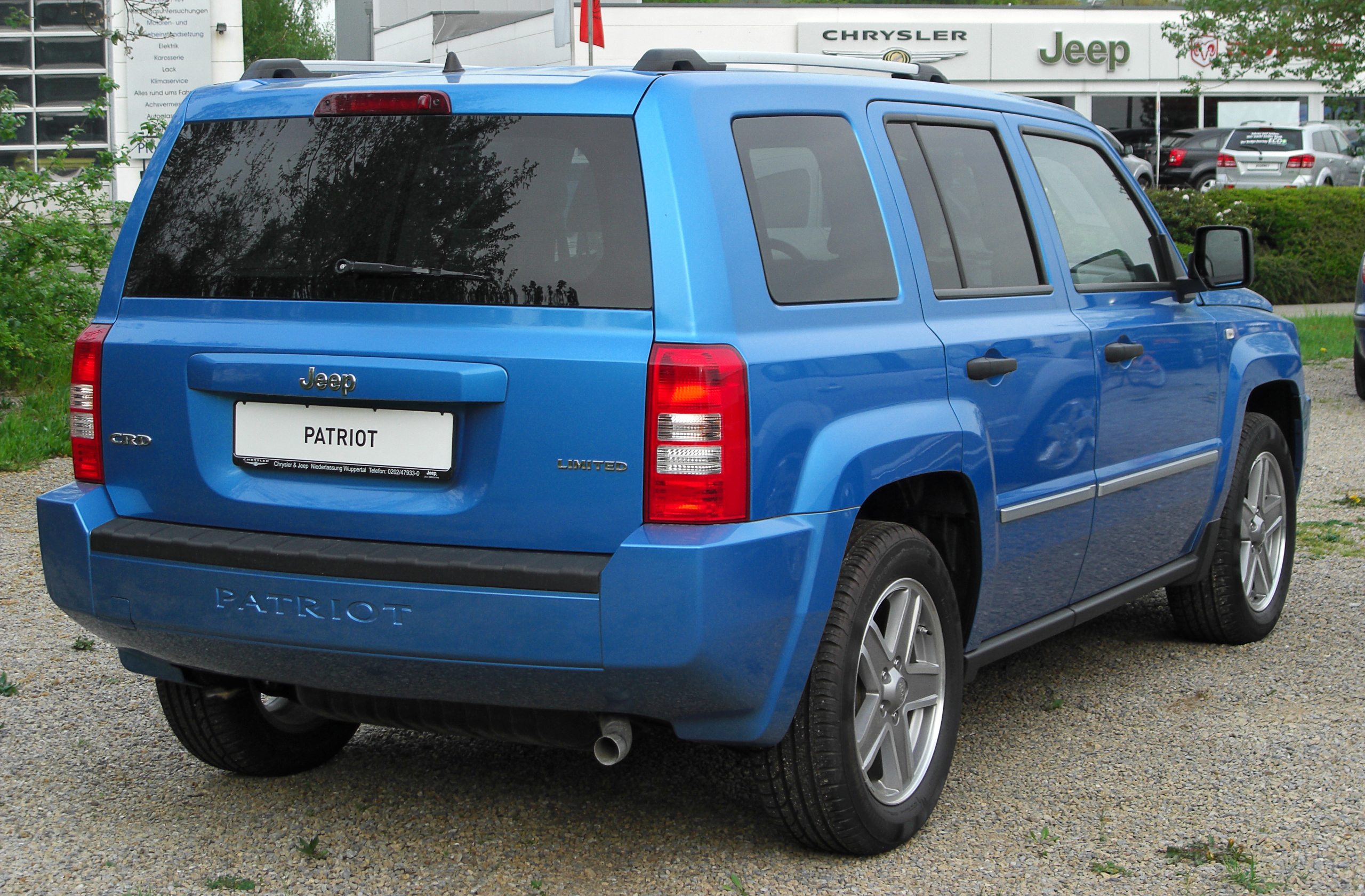 2010 jeep patriot photos informations articles. Black Bedroom Furniture Sets. Home Design Ideas