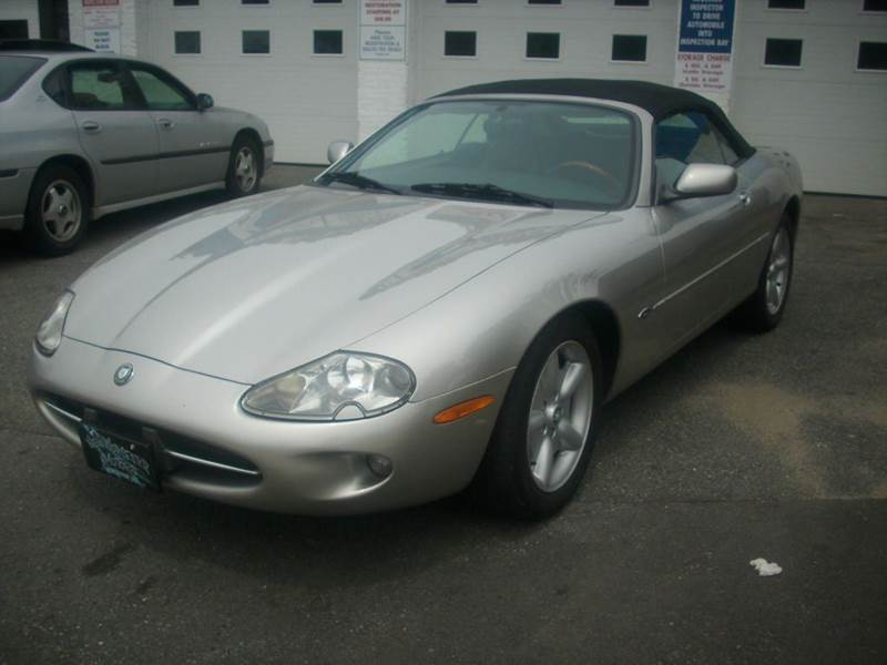 1998 Jaguar Xk-series #15