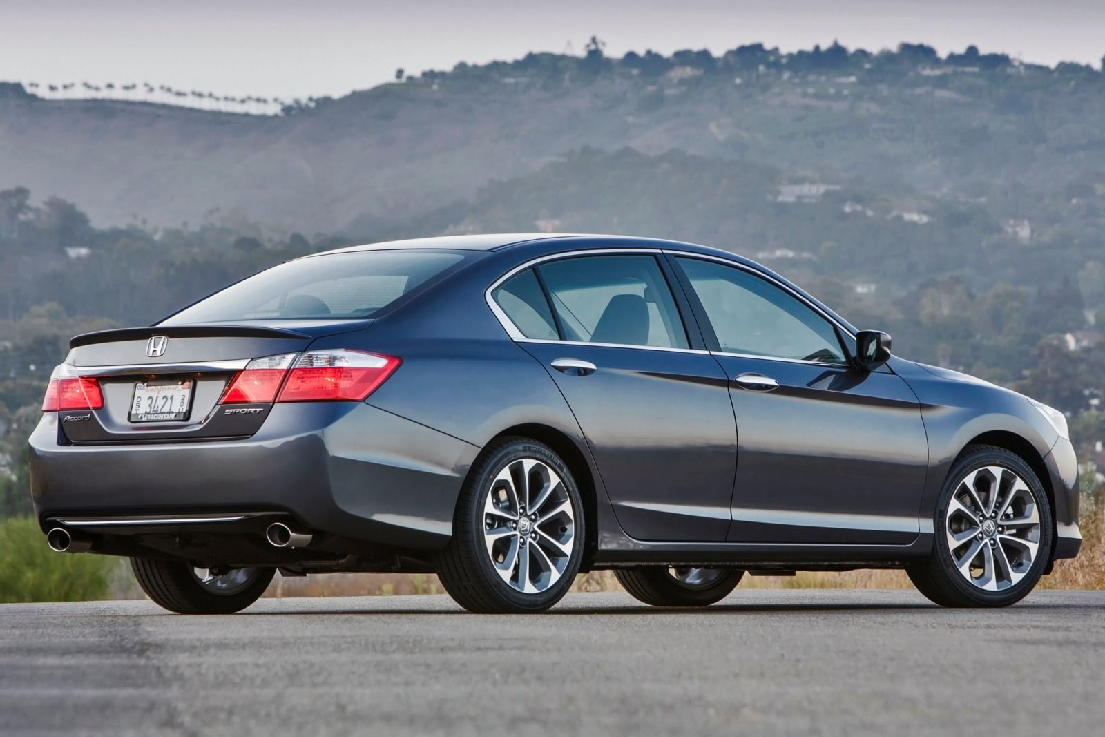2015 Honda Accord #7